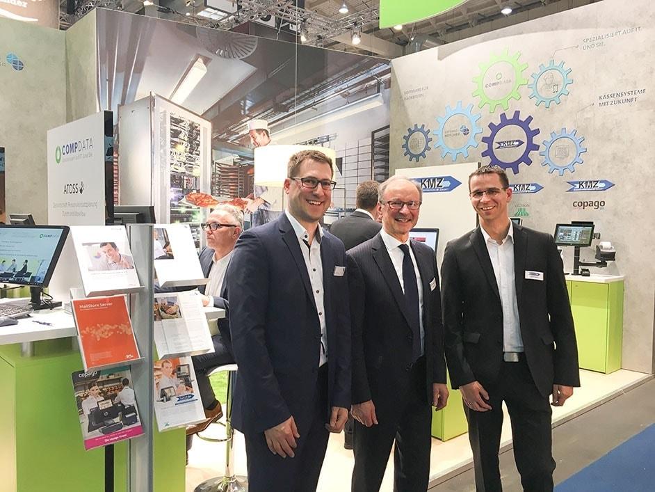 Kompentenzforum auf der Internorga 2018